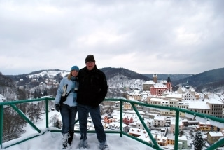 Urlaub in Loket 2010