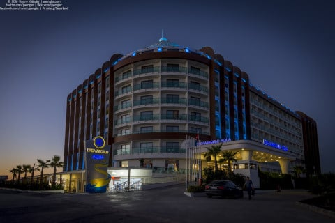 Hotel Dream World Aqua Evrenseki